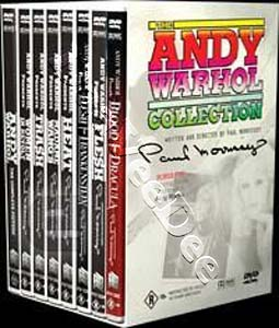Andy Warhol Collection (8 DVD Box Set) (DVD)