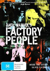 Andy Warhol's Factory People (DVD)