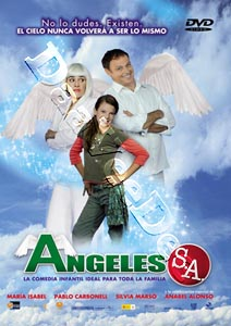 Angels Inc (DVD)