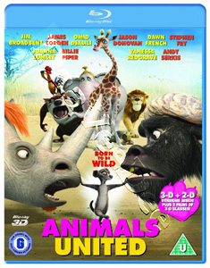 Animals United (2010) (Blu-Ray)