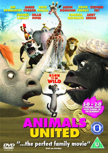 Animals United (DVD)