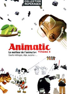Animatic - Volume 4 (DVD)