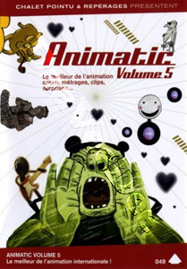 Animatic - Volume 5 (DVD)