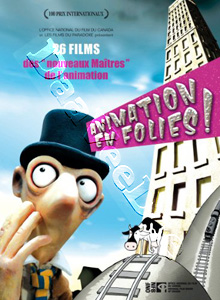 Animation Express ( Animation en Follies ) - 26 Short Films - 2-DVD Set (DVD)