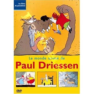 Animation World of Paul Driessen (DVD)