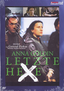 Anna Goldin, the Last Witch (DVD)