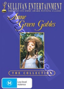 Anne of Green Gables Collection - 4-DVD Box Set (DVD)