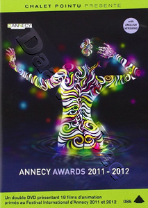 Annecy Awards 2011 - 2012 (18 Short Films) - 2-DVD Set (DVD)