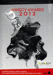 Annecy Awards 2013 (11 Short Films) (DVD)