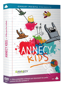 Annecy Kids (DVD)