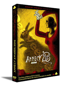 Annecy awards 2015 (DVD)