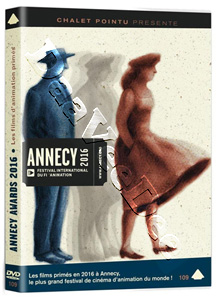 Annecy awards 2016 (DVD)