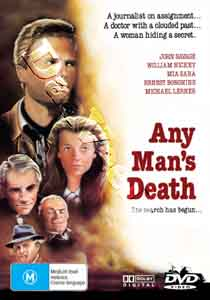 Any Man's Death (DVD)