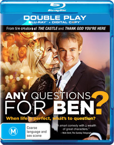 Any Questions for Ben? (2012) (Blu-Ray)