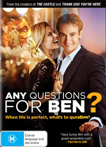 Any Questions for Ben? (2012) (DVD)