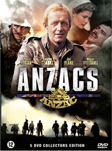 Anzacs - 5-DVD Box Set (DVD)