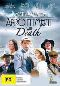 Appointment with Death (1988) (DVD)