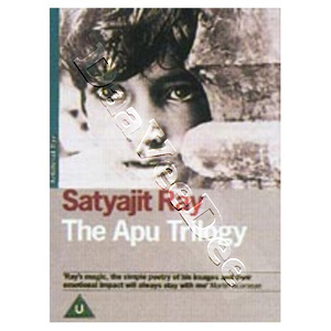 Apu Trilogy (DVD)