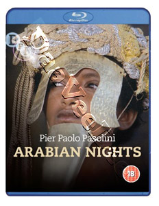 Arabian Nights (1974) (Blu-Ray)