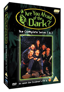 Are You Afraid of the Dark? (Complete Series 1 & 2) - 4-DVD Box Set (DVD)