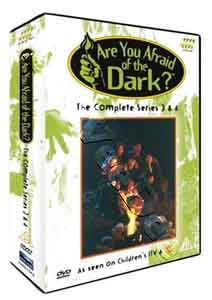 Are You Afraid of the Dark? (Complete Series 3 & 4) - 4-DVD Box Set (DVD)