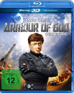 Armour of God (Blu-Ray)