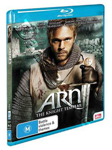 Arn: The Knight Templar  (2007) (Blu-Ray)