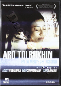 Aro Tolbukhin in the Mind of a Killer (DVD)