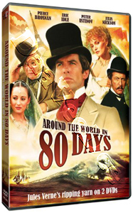 Le Tour du monde en 80 jours ( Around The World In 80 Days -  2-DVD Set  ) (DVD)