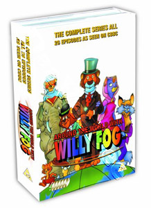 Around the World with Willy Fog - Complete Series - 5-DVD Box Set (DVD)