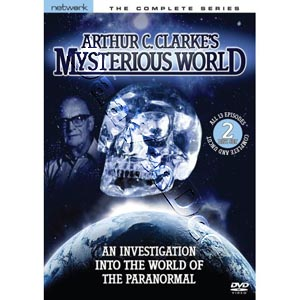 Arthur C. Clarke's Mysterious World - 2-DVD Set (DVD)