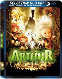 Arthur and the Invisibles (2006) (Blu-Ray)
