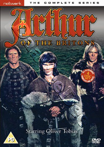 Arthur of the Britons - Complete Series - 4-DVD Set (DVD)