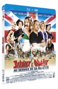 Asterix & Obelix: God Save Britannia (Blu-Ray)