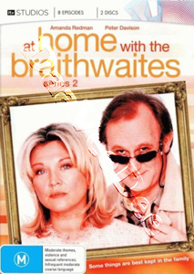 At Home with the Braithwaites (Complete Season 2) 2-DVD Set