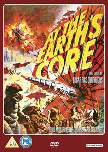 At the Earth's Core (DVD)
