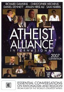 Atheist Alliance International - 4-DVD Set (DVD)