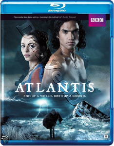 Atlantis: End of a World, Birth of a Legend (2011) (Blu-Ray)