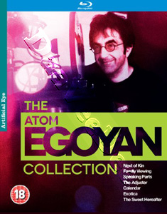 Atom Egoyan Collection - 7-Disc Box Set (Blu-Ray)