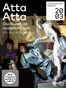 Atta Atta: Art Has Broken Loose 3-DVD Set