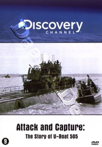 Attack and Capture: The Story of U-Boat 505 (DVD)