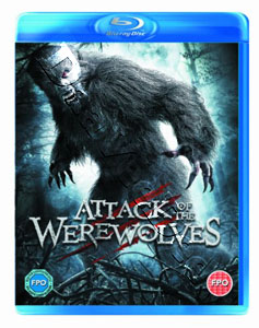 Attack of the Werewolves (2011) (Blu-Ray)
