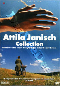 Attila Janisch Collection 3-DVD Set (DVD)