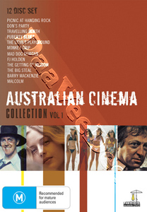 Australia Cinema Collection - Vol. 1 - 12-DVD Box Set (DVD)
