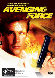 Avenging Force (DVD)