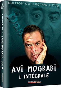 Avi Mograbi Collection - 4-DVD Box Set (DVD)