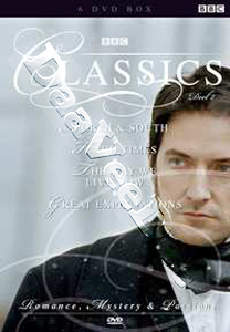 BBC Classics Collection - 4 Mini-Series (Vol. 2) - 6-DVD Box Set (DVD)