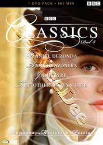 BBC Classics Collection - 4 Mini-Series (Vol. 8) - 7-DVD Box Set (DVD)