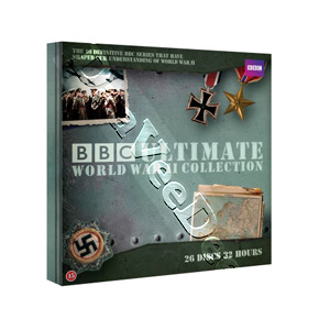 BBC Ultimate World War II Collection (10 Series) - 26-DVD Box Set (DVD)