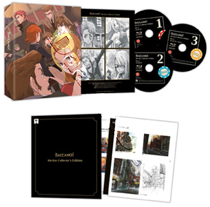 Baccano! (Complete Collection) - 3-Disc Box Set (Blu-Ray)